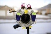 Image of Shutter Buddies Greg Gray Owl With Squeaker