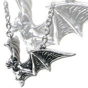 Image of Vampire Pendant Necklace
