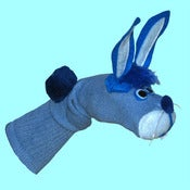 Image of Barley™  Couture Bunny Rabbit Sock Puppet