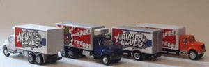 Image of T.Y.O Toys Gumpy Guerilla truck (D-Con 2011 exclusive)