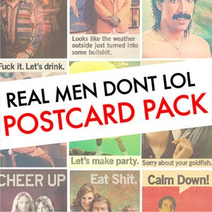 Image of 9 pack of RMDLOL postcards!