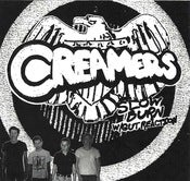 "Image of Creamers - ""Slow Burn"" EP (Secret Beach Records)"