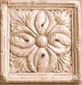 Image of Craft Product - Rosette Wall Plaque