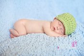 Image of Sweet Pea Newsboy Cap (Newborn - Adult)