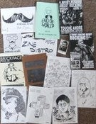 Image of ZINE DISTRO