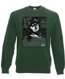 Image of Big Scary Monsters dog sweatshirt