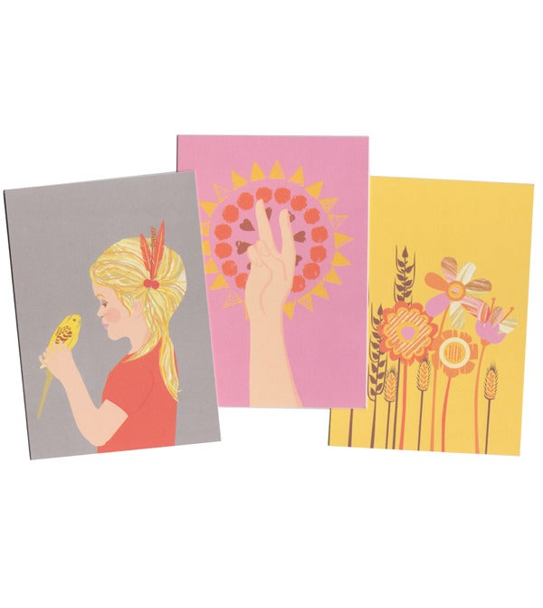 Image of In The Fields Set of Cards