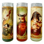 Image of Curious Saint Candles