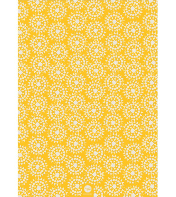Image of Sunshine Gift Wrap