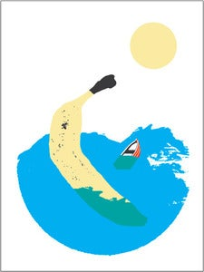 Image of Banana Overboard