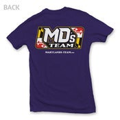 Image of Maryland's Team P/C Tee