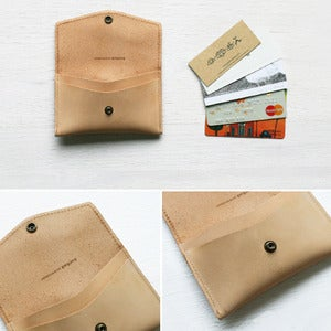 Image of GongJang Leather Card Case