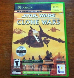 Image of Star Wars - The Clone Wars / Tetris Worlds - XBox