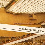 Image of Friends Records 2011 Compilation