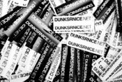 Image of Dunksrnice Two For One Stickers