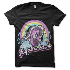 Image of Zombie Pony T Shirt