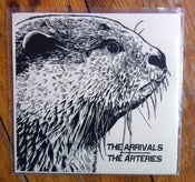 Image of Arteries/The Arriavls Split 7""