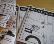 Image of 'Washtower' zine