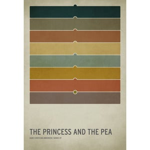 Image of The Princess and the Pea by Christian Jackson