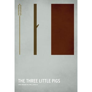 Image of The Three Little Pigs by Christian Jackson