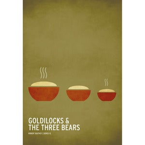 Image of Goldilocks & the Three Bears by Christian Jackson