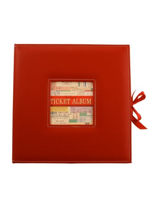 Image of Keepsake Ticket Box