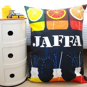 Image of Erik Bruun 1960's Jaffa Cushion Cover.