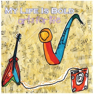 Image of &quot;My Life Is Bold&quot; CD