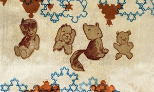 Image of Teddy Bears in danger
