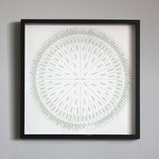"Image of 7 Generation Sunburst Family Tree | 24""x24"" $125-$140"
