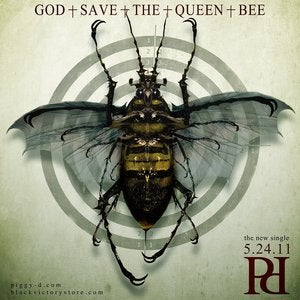 Image of God Save The Queen Bee - Single Bundle