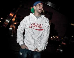 Image of Chi-City Hoodie White
