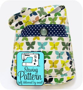 Image of Bucket Bag PDF Sewing Pattern