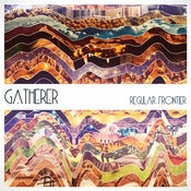 "Image of GATHERER ""REGULAR FRONTIER"" CD SINGLE"