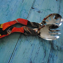 Image of Skateboard Salad Servers~Multi