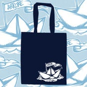 Image of Artcore Paperboat Bags