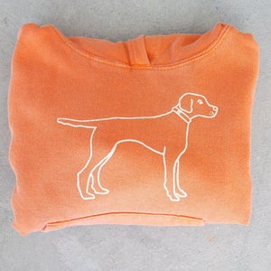 Image of Bird Dog Children's Hooded Sweatshirt
