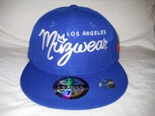 "Image of Müz Wear ""Los Dodgers"" Fitted"
