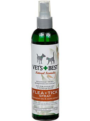 Image of Vet's Best Natural Flea & Tick Spray