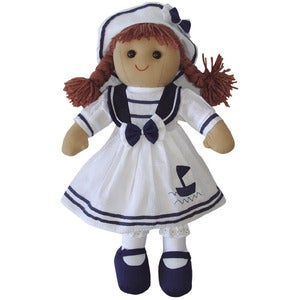 Image of Powell Craft Rag Doll - Sailor Girl