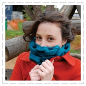 Image of Dabbles Chain Scarf Knitting Pattern