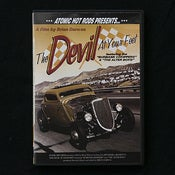 Image of Atomic Hot Rods - 'The Devil at Your Feet' DVD