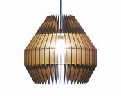 Image of rasterMORPH pendant light No.3