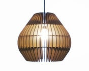 Image of rasterMORPH pendant light No.4