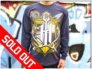 Image of *SOLD OUT*HOTLIFE - &quot;SINK OR SWIM&quot; LONGSLEEVE 