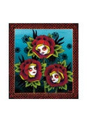 Image of Rose Girls Mini Giclee