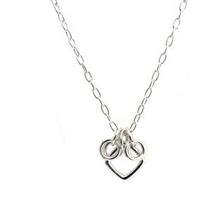 Image of little flirt necklace