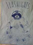 "Image of FLASHLIGHTS ""Raccoon"" T-shirt"