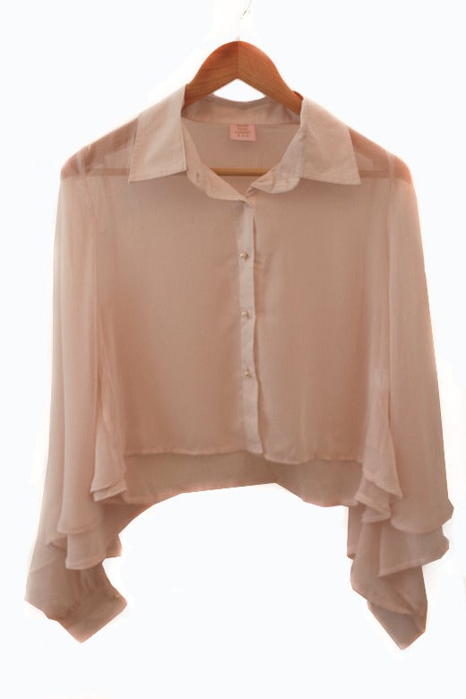 Image of Batwing Blouse