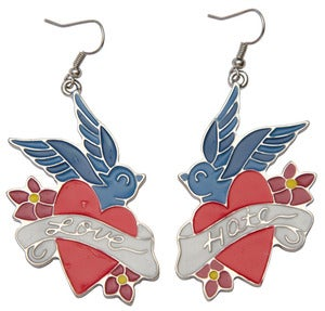 Image of Love & Hate Earrings